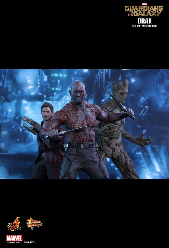 Guardians Of The Galaxy - Drax