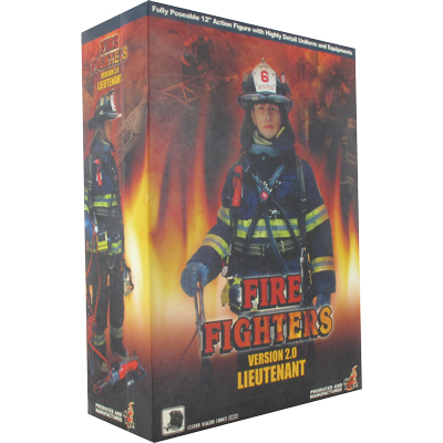 Fire Fighters Version 2.0 Lieutenant