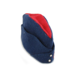 12e Régiment de Cuirassiers Side Cap (Blue)