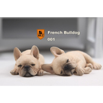 French Bulldog Set (Beige)