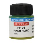 Gloss Fixer Fluid (Lime)