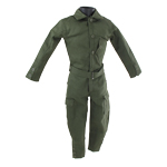 Japanese Navy Pilot Overall (Olive Drab)