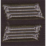heer enlisted man and nco collar tabs late version