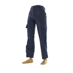 Dark blue SWAT pants