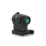 Aimpoint Micro T1 red dot sight with LaRue Mount Riser