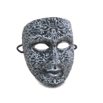 Diecast King Baldwin IV Mask (Grey)