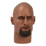 Dwayne Johnson Headsculpt