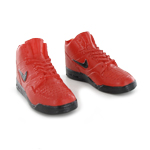 Sport shoes (Red)