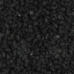 Large Pebbles Texture (Black)
