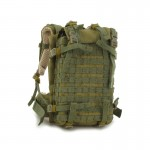 Assault Backpack with Machine Gun Ammo Carriage System (Coyote)