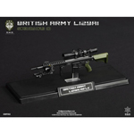 British Army L129A1 Sniper No.2 Rifle (OD)