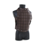 Bust Armor (Brown)