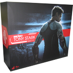 Empty box Tony Stark (Armor Testing version)