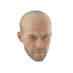 Jason Statham Headsculpt