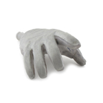 Gloved Right Hand Type C (Grey)