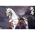Heroine Mrs Qi - Battle Steed (White)