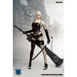 Female Nier Robot Girl Set (Black)