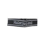 Elite HJ Cuff Titles (Black)