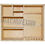 Weapon cabinets (natural)