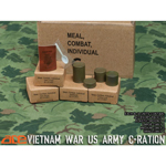Vietnam War - US Army C-Ration Unit