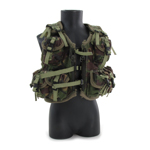 ARKTIS 1601 AM Combat Jacket (Woodland)