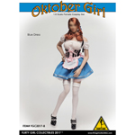 Female Oktober Girl Set (Blue)