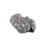 Armored Gloved Right Hand (Silver)