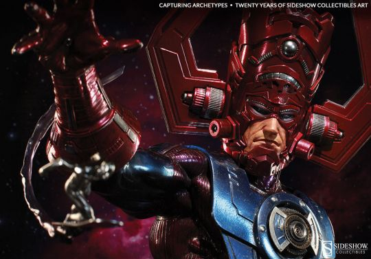 Capturing Archetypes : Twenty Years of Sideshow Collectibles Art Artbook