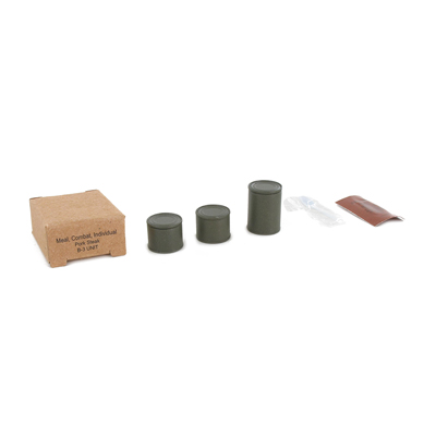 Vietnam War - US Army C-Ration B-3 Unit