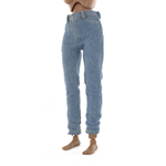 Slim pair of jeans