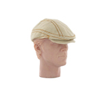 Civilian driving cap tan