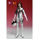 Racing Girl (White)