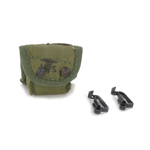 Tropical First Aid Pouch (Olive Drab)