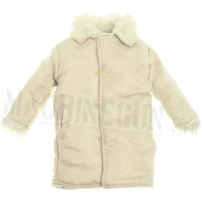 Shuba sheepskin coat