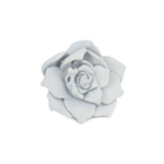 Flower Brooch (White)