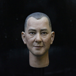 Headsculpt Anthony Wong