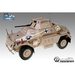 Sd.Kfz.222 Sand color version