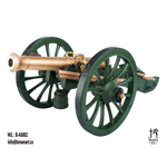 French Gribeauval 12 Pounder Cannon