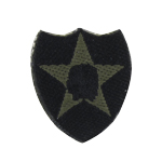 Second  Infantry Division IndianHead patch