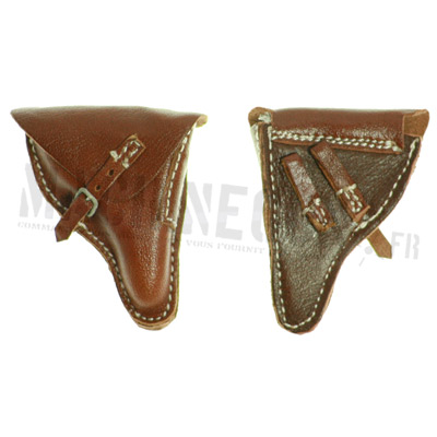 Holster brown P08