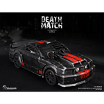Die Cast Death Match Car