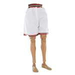 Sixers Basketball Shorts (White)