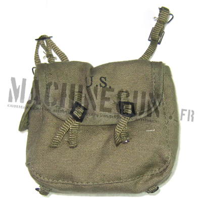 Bag canvas field OD M36