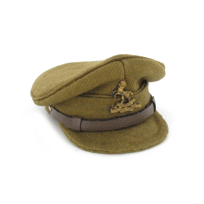 Officer hat Royal West Kent Regiment