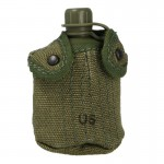 M56 Canteen with Pouch (Olive Drab)