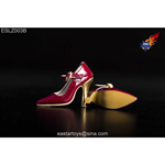 High Heels Female Shoes (Red)