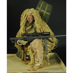 Special Forces Figure Desert Soldier