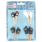 Gloved Hands Set