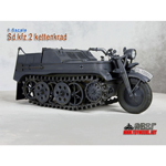 Kettenkrad without trailer (Panzer grey version)