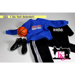 Basketball warm up set New York
